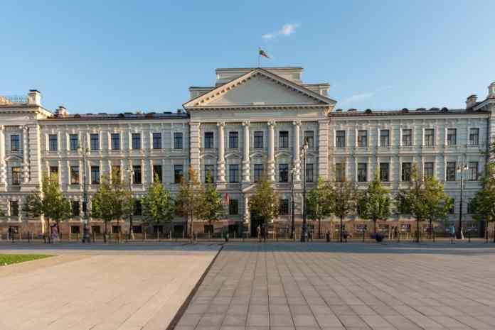 Soykırım Kurbanları Müzesi (KGB Müzesi) Vilnius