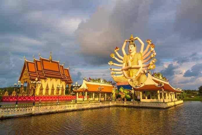 Koh Samui, Tayland