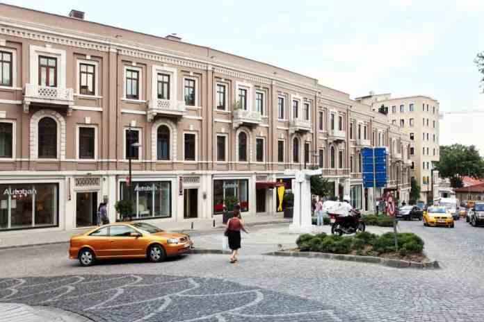 Akaretler, Beşiktaş