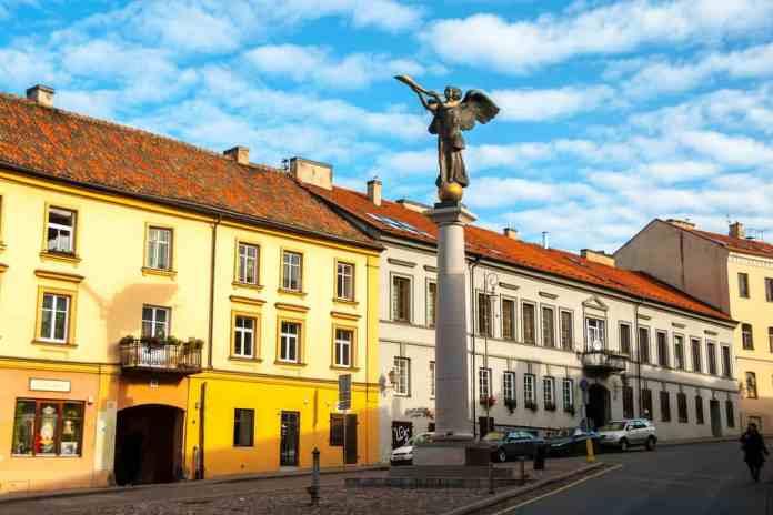 Užupis Vilnius