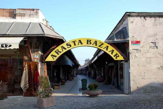 Sultanahmet Arasta Pazarı