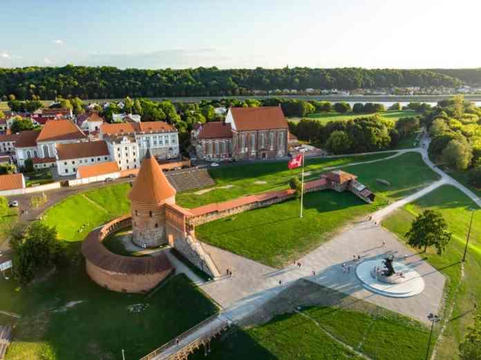 Kaunas Kalesi Litvanya