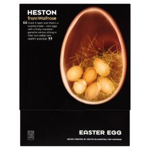 Heston easter Egg image