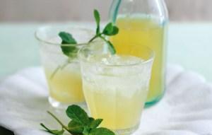 Image of Honeyed Lemonade recipe