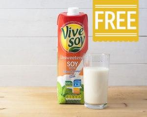 Image of free Vivesoy carton