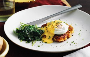 Image of Poached Eggs with Hollandaise recipe at Ocado