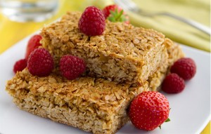 Image of Gingerbread Flapjacks at ocado.com