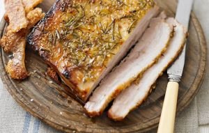 Image of Slow Roast belly of Pork recipe