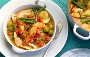 Image of fish stew