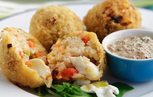 Image of the arancini
