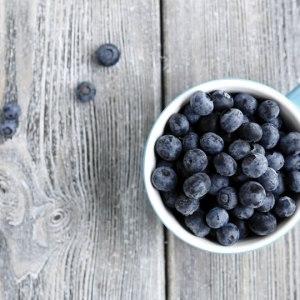 Tasty, tasty blueberries
