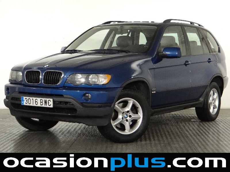 BMW X5 3.0D AUTO 4X4 184CV