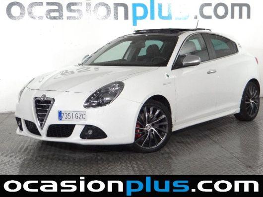 Alfa Romeo Giulietta de segunda mano