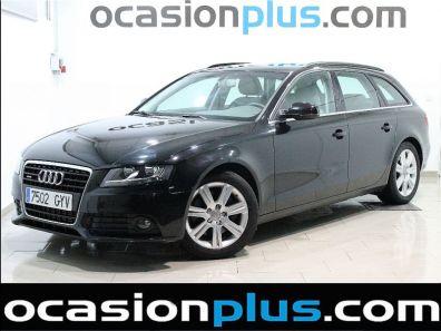 Audi A4 Avant de ocasión