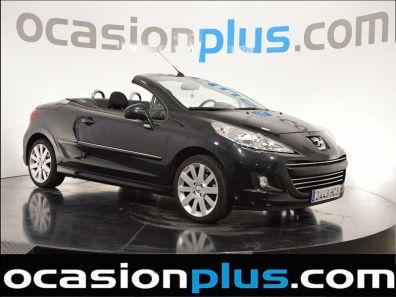 Peugeot 207 CC de ocasión