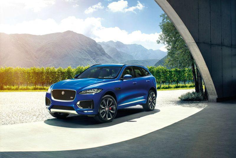 Jaguar Frankfurt