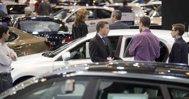 Las ventas en el mercado de segunda mano suben