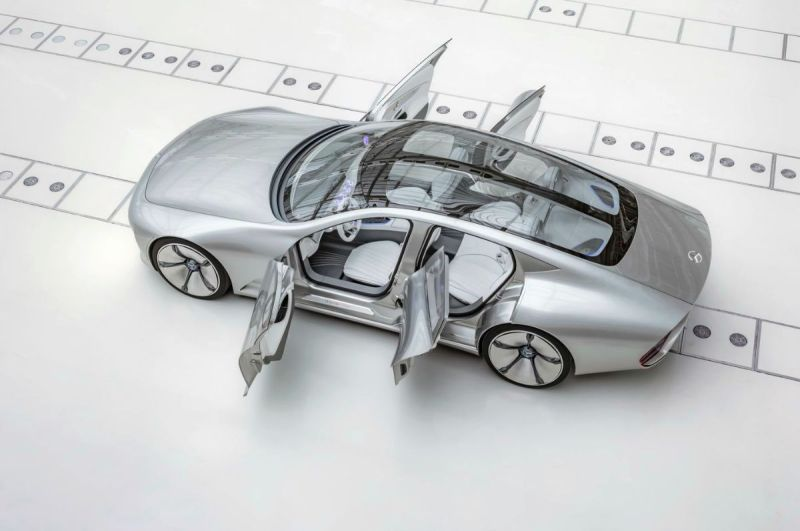 Mercedes Frankfurt