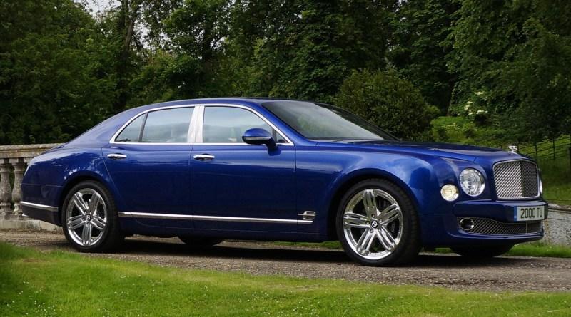 Bentley tendrá que vender activos para pagar el dieselgate