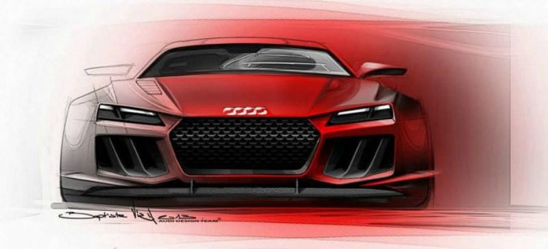 Audi R6 rumores