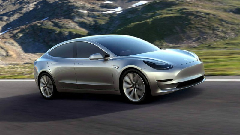 Nuevo Tesla