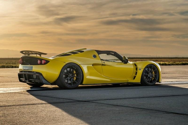 Los coches más rápidos del mundo