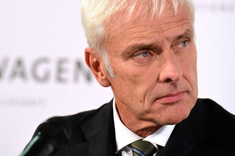 CEO Volkswasgen