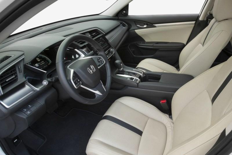 Interior Honda Civic Sedan