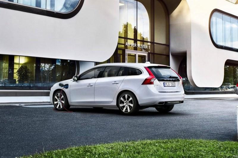 Volvo hibridos y electricos