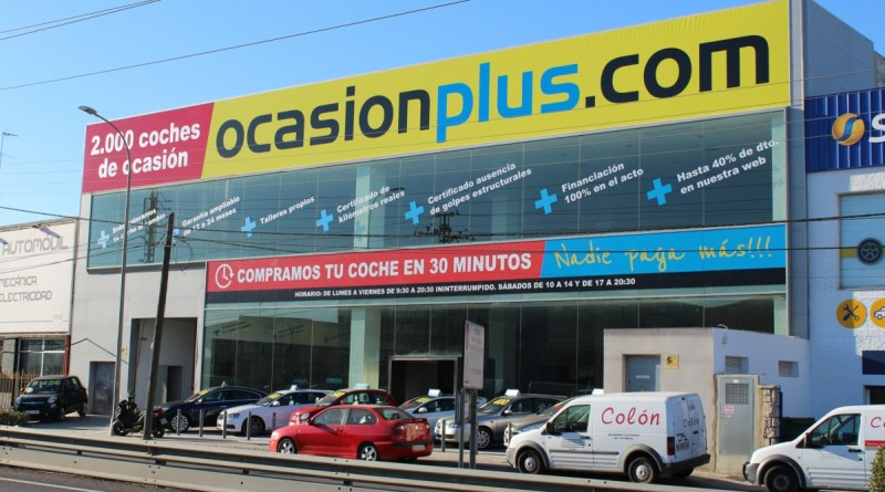 Ocasión Plus Valencia