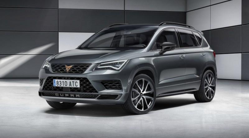 Cupra Ateca, el nuevo SUV de la marca deportiva de Seat