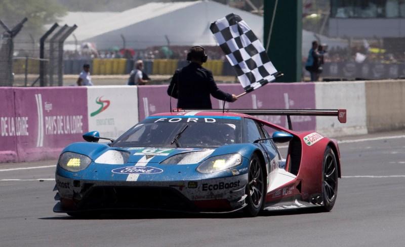 Ford 24 horas de Le Mans