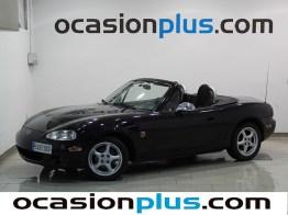 Descapotable Mazda MX-5