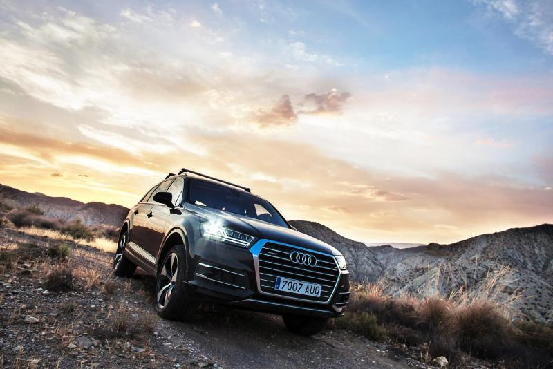 El Audi Q7 es de los mejores SUV de 7 plazas