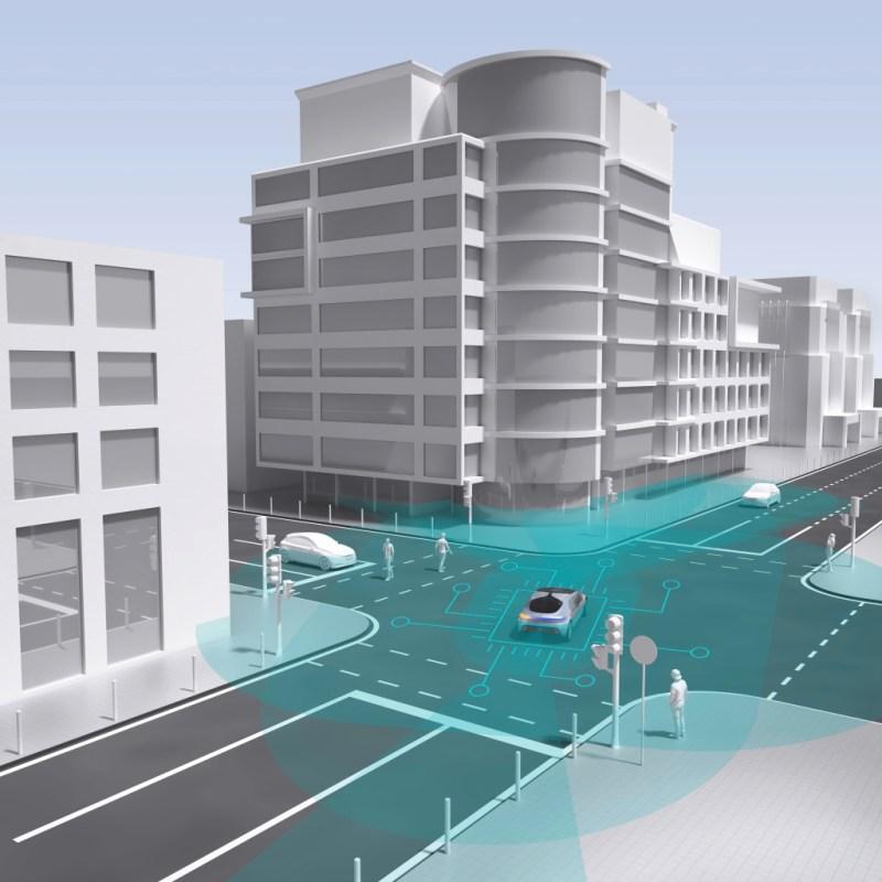 ciudad piloto en Silicon Valley para el coche autónomo