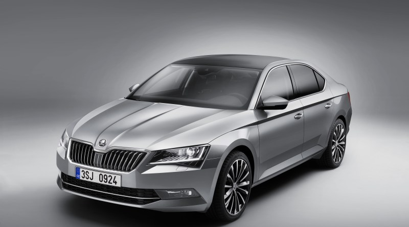 Skoda Superb, premio Auto Test 2018