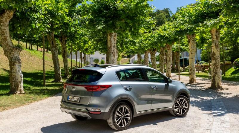 El Kia Sportage destaca en el estudio que analiza el coste del mantenimiento de un SUV