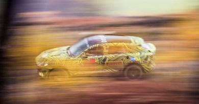 El Aston Martin DBX será el primer SUV Aston Martin de la historia