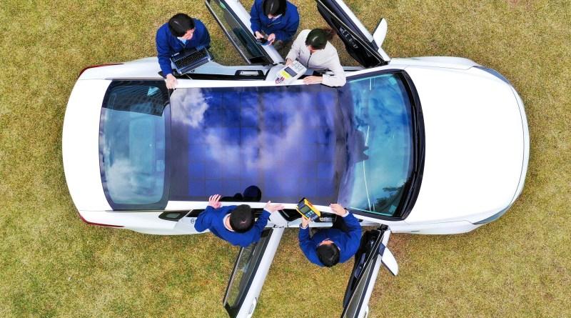 Los paneles solares de híbridos y eléctricos de Kia y Hyundai llegarán en 2019
