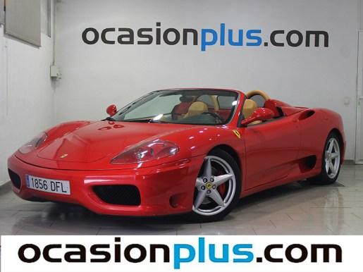 Compra este Ferrari 360 si te toca la lotería