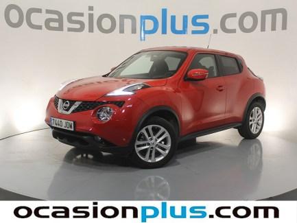 Nissan Juke con descuento en la liquidación total de fin de año de OcasionPlus