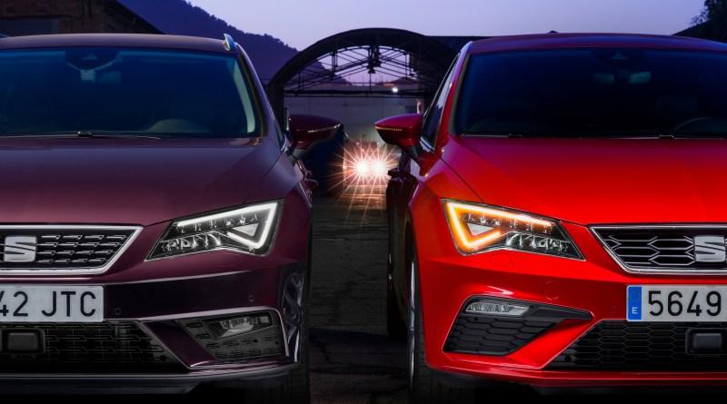 El Seat León lidera la lista de coches más vendidos del año 2018