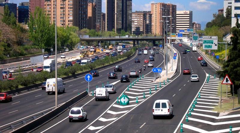 En la M-30 están siete de los diez radares que más multan en Madrid