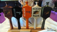 Allagash handles including the new Saison