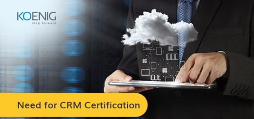 need-for-crm-certification