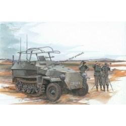 Dragon - Carro de combate, Sd.Kfz.251/6 Ausf.C ( command vehicle ). Escala 1:35. Ref: 6206.