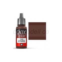 Vallejo - Acrílico Game Color, Carne oscura. Bote 17 ml. , Ref: 72.044