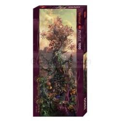 Heye - Phosphorus Tree, Andy Thomas. Puzzle vertical, 1000 pcs. Ref: 29828