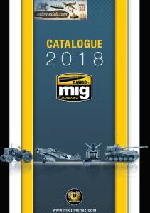 AMMO - Catálogo 2018 de Ammo