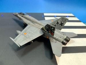 F/A 18 HORNET ALA N 12